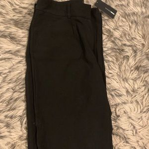Fashion Nova Black slacks